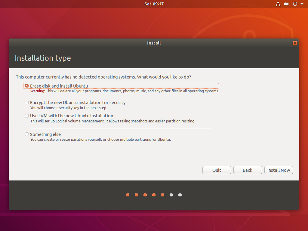 How to install Ubuntu 18 04 LTS Bionic Beaver in 10 easy steps