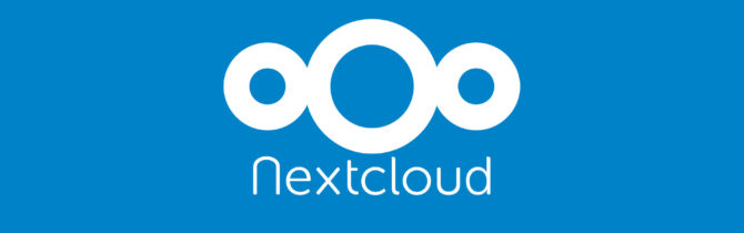 Build your very own cloud with NextCloud