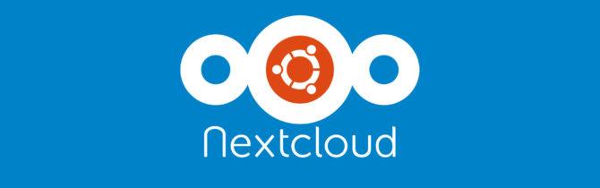 How to install NextCloud 11 on Ubuntu 16.04