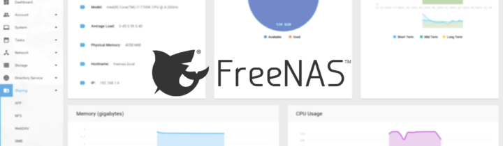 FreeNAS 11 1 released, is FreeNAS back after Corral