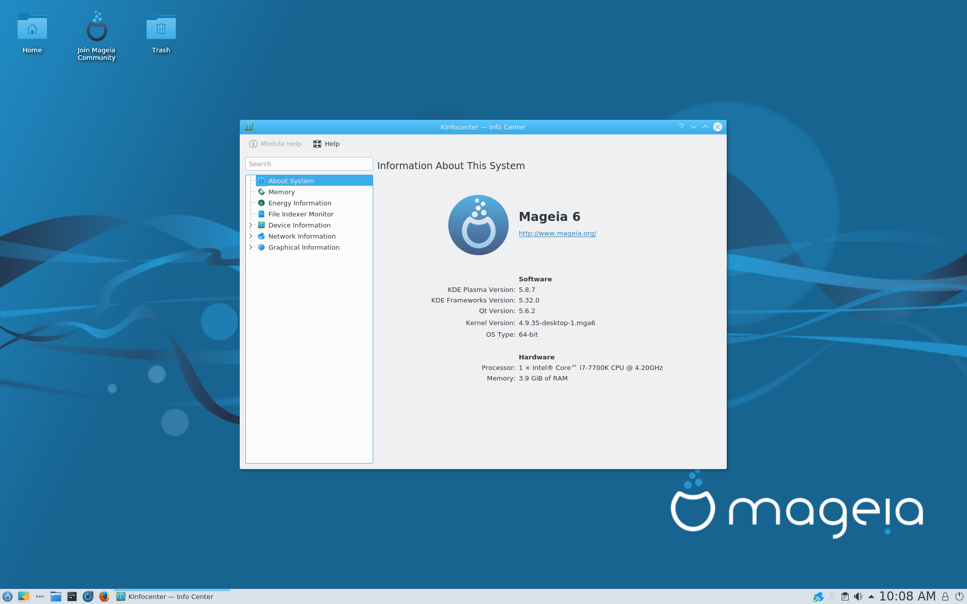 Mageia 6 released, intriguing Mandriva reboot – Marksei