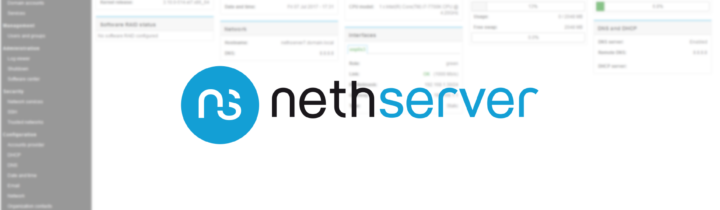 NethServer: A painless Linux server you will love – Marksei