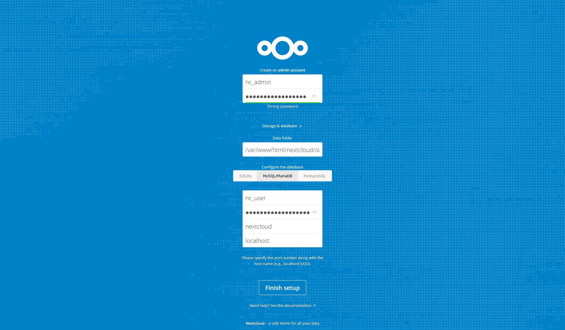 How to install NextCloud 13 server on CentOS 7 x – Marksei