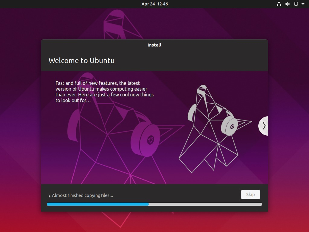 How to install Ubuntu 19 04 Disco Dingo in 10 easy steps